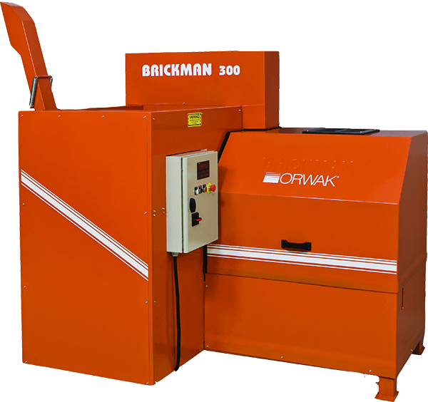 brickman compactor brickette machine