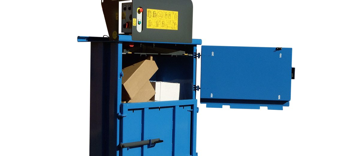 easi refurbished baler