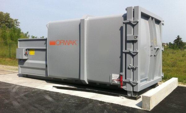 Orwak KS Portable Compactors