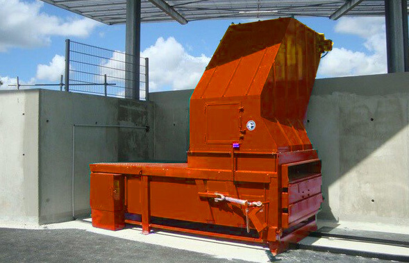 P250 static compactor
