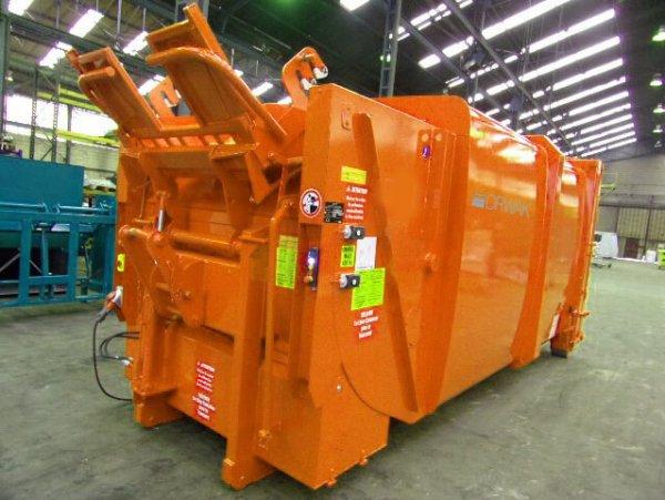 SCGT Portable Compactor
