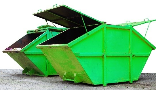 waste container 1
