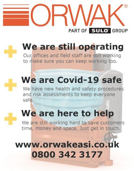 orwak covid safe